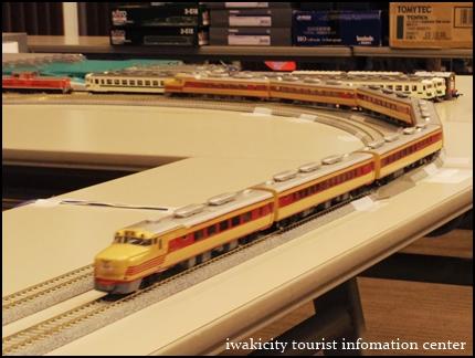 いわきの鉄道コーナー3