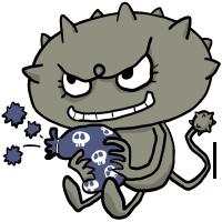 インフルウイルス