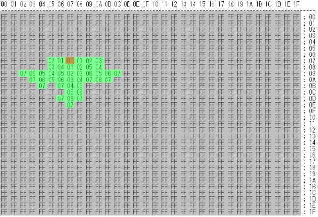 CPU再移動範囲1