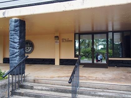 8_首都パリキール (1)大統領官邸