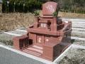 猫彫りの墓01