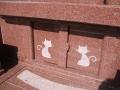 猫彫りの墓03
