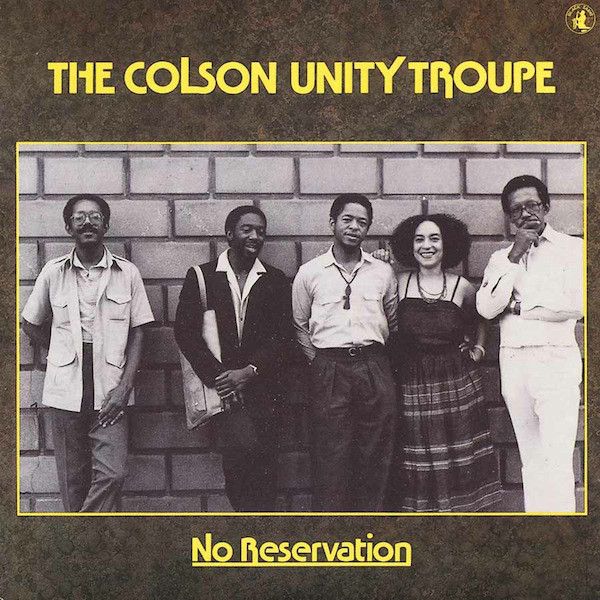 No Reservation The Colson Unity Troup