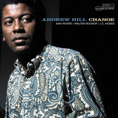 Change Andrew Hill