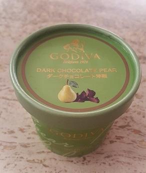 GODIVA カップアイス