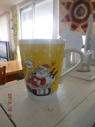 ホットワインカップ