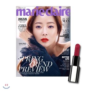 16_韓国女性誌_マリクレール_2017年2月号