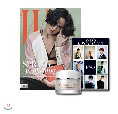 18_韓国女性誌_Wコリア_2017年2月号