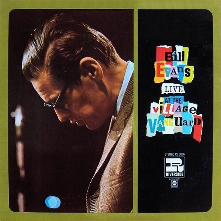 Bill Evans Live At The Village Vanguard Riverside RS-3006