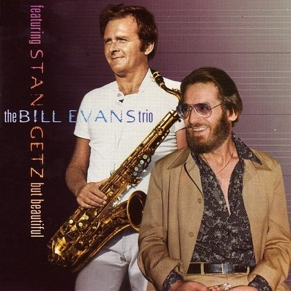 Bill Evans Stan Getz But Beautiful Milestone MCD-9249-2
