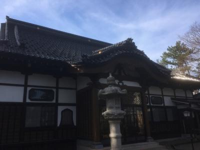 玉がん寺本堂