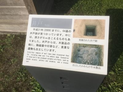 井戸の説明