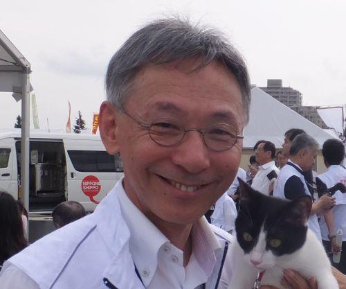 獣医師会顧問 北村直人先生2