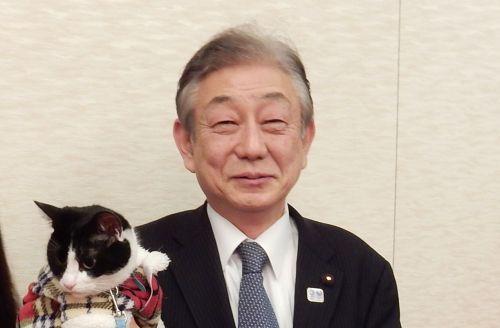 千代田区議会 たかざわ秀行先生 500