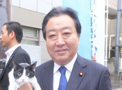 500 野田佳彦元総理 民進党幹事長