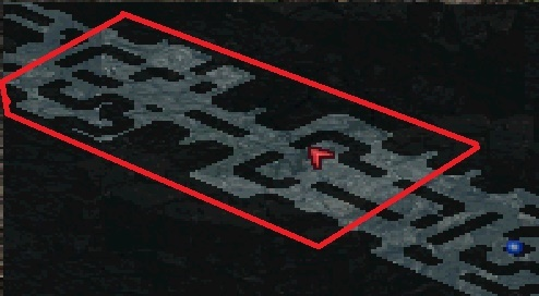 GCリアル3Fマップ