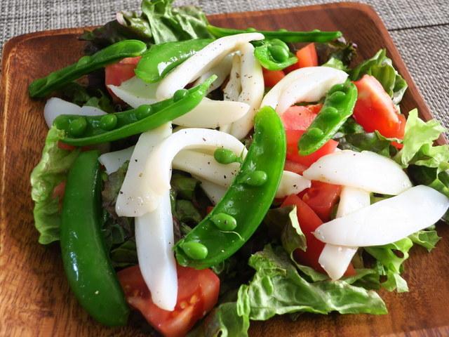 ika-salad