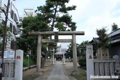 竹塚神社(足立区竹の塚)1