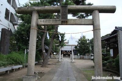 竹塚神社(足立区竹の塚)3