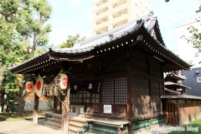 竹塚神社(足立区竹の塚)12