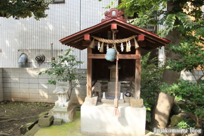 竹塚神社(足立区竹の塚)14
