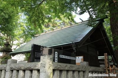 保木間氷川神社(足立区西保木間)15