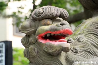 保木間氷川神社(足立区西保木間)32