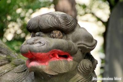 保木間氷川神社(足立区西保木間)33