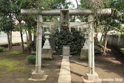 保木間氷川神社(足立区西保木間)36