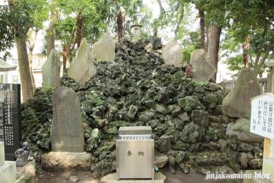 保木間氷川神社(足立区西保木間)37