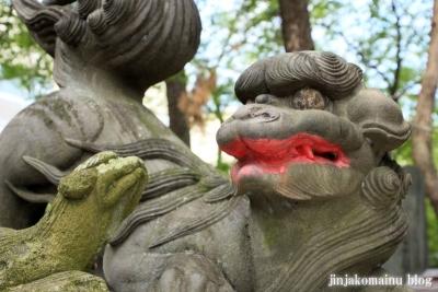保木間氷川神社(足立区西保木間)39
