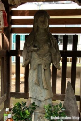 保木間氷川神社(足立区西保木間)20