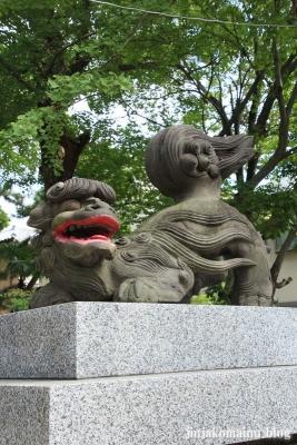 保木間氷川神社(足立区西保木間)23