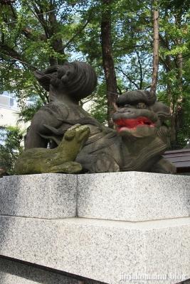 保木間氷川神社(足立区西保木間)28