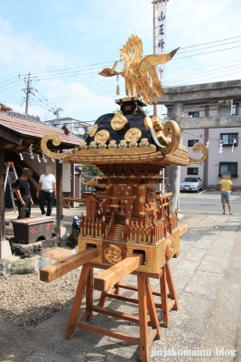 山王神社(足立区保木間)7