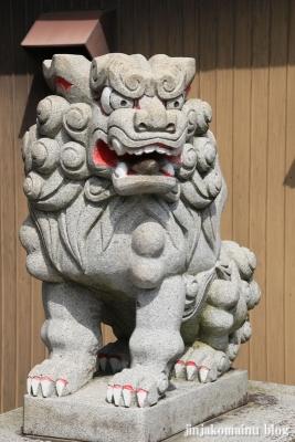 山王神社(足立区保木間)11