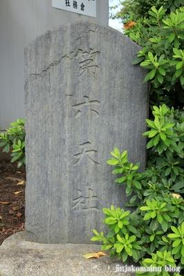 浅間神社(足立区花畑)2
