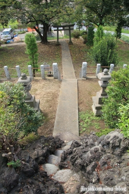 浅間神社(足立区花畑)13