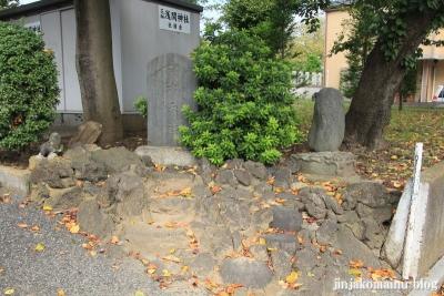 浅間神社(足立区花畑)1