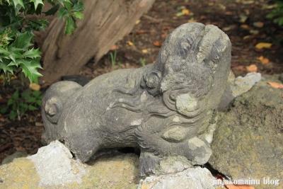 浅間神社(足立区花畑)4