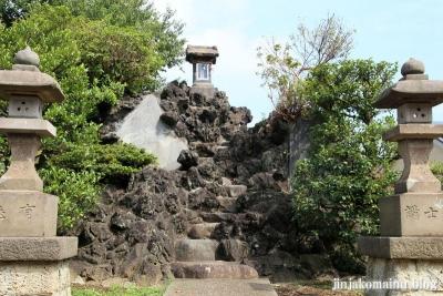 浅間神社(足立区花畑)11