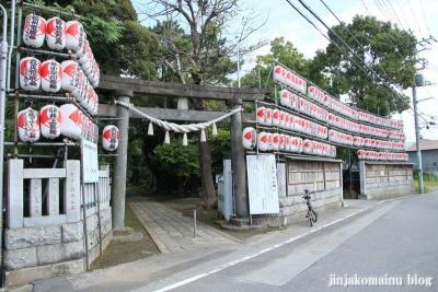 大鷲神社(足立区花畑)1