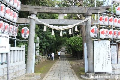 大鷲神社(足立区花畑)2