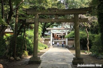 大鷲神社(足立区花畑)5