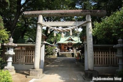 大鷲神社(足立区花畑)7