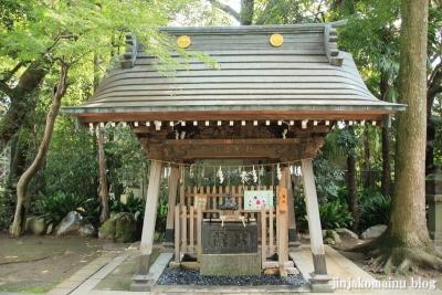大鷲神社(足立区花畑)8