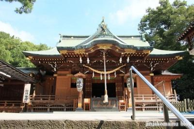 大鷲神社(足立区花畑)10