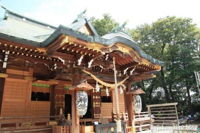 大鷲神社(足立区花畑)11