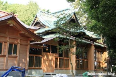 大鷲神社(足立区花畑)16