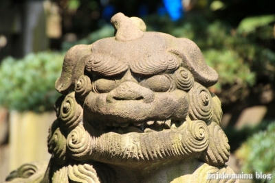大鷲神社(足立区花畑)28